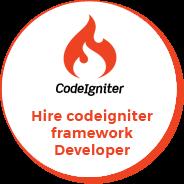 Hire Codeigniter Framework Developer Westchester NY