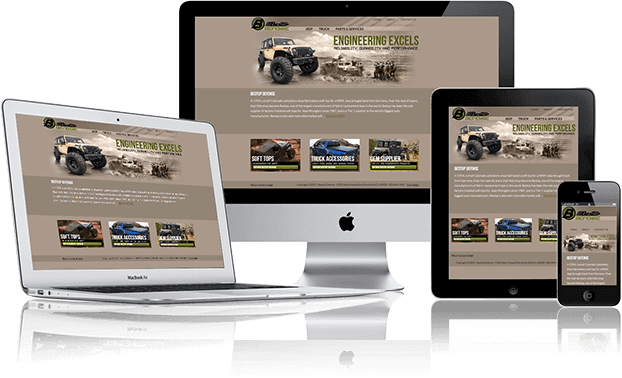 Custom Designs - Responsive Web Designing Westchester County NY